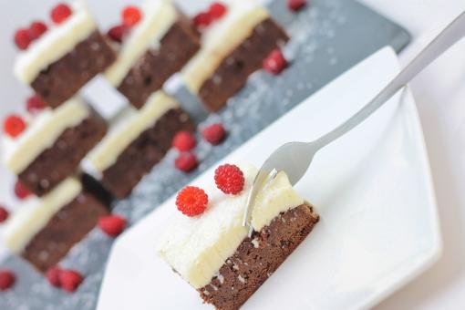 Choco-Coco Brownies