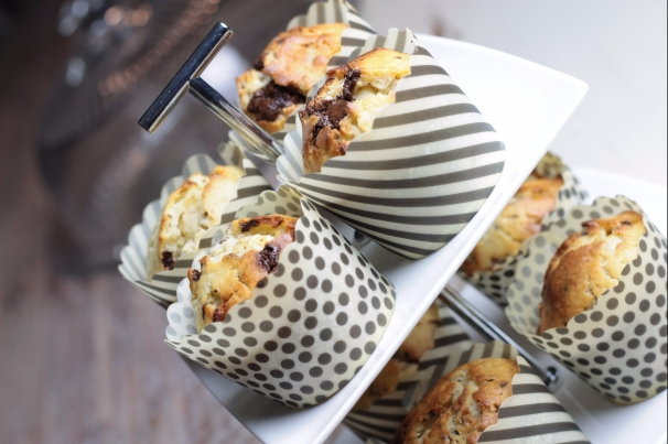Black & White Muffins