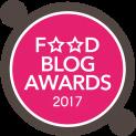 Koken met Anita genomineerd voor de Food Blog Awards