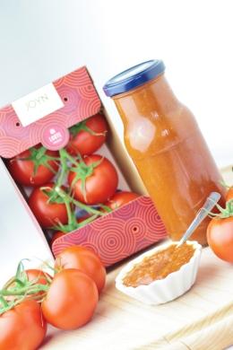 Homemade Tomatenketchup