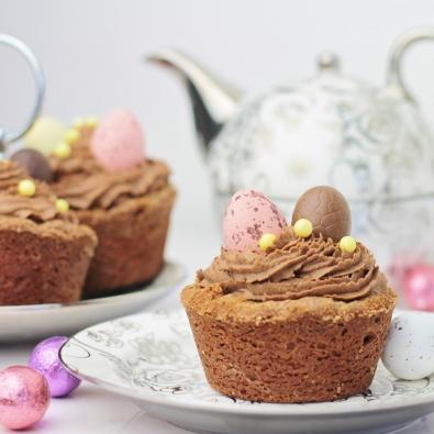 Mini Chocolade Paastaartjes